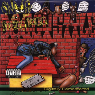 Snoop Doggy Dogg - Doggystyle (LP) (M/M) (Sld)